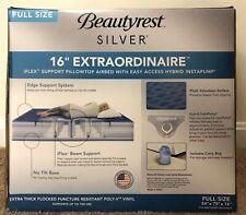 """Brand New - Beautyrest Silver Extraordinaire 16"""" Air Mattress"""