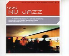 CD 100% NU JAZZvarious art.EX (B3644)