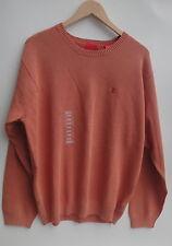 IZOD Crewneck 100% Cotton Knit  Men's  Sweaters Size-L-New