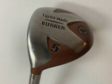 NICE TaylorMade Golf BURNER 5 WOOD Left Handed LH Graphite Bubble 2 R 80 Shaft