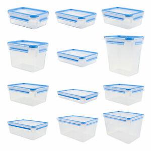 EMSA CLIP&CLOSE 2.0 Frischhaltebehälter Frischhaltedose Brotdose Lunchbox