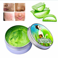 Aloe Vera Gel 100% Pure Natural Organic Skin Care Face Full Body Care