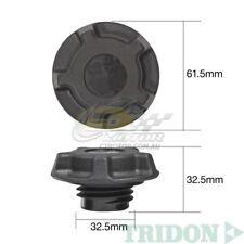 TRIDON OIL CAP FOR Suzuki Alto SH 03/96-04/98 4 1.0L G10B SOHC 8V
