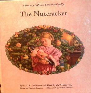 The Nutcracker: A Christmas Treasury Pop-Up Book