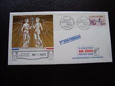 FRANCE - enveloppe 1er jour (collection prestige doré) 20/3/1999 (B5) french