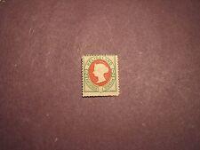 Heligoland Stamp Scott# 15  Queen Victoria !875 MH L54