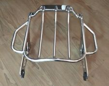 King Air Wing Two Up Luggage Rack for Harley Davidson Street Glide 2009-2016