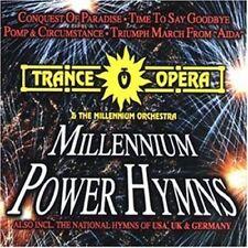 Trance Opera Millennium power hymns (e.p., 7 tracks) [Maxi-CD]
