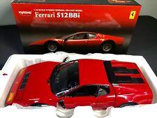 Kyosho 1:18 Ferrari 512BBi - Red - BRAND NEW - RARE