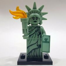 "LEGO Collectible Minifigure #8827 Series 6 ""LADY LIBERTY"" (Complete)"