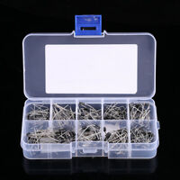 200Pcs/box 10 Value Rectifier Diode Schottky 1N4001-1N5819 Assortment Kit