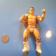 Wwf Bca Wrestling Action Figure Davey Boy Smith British Bulldog Wwe Wcw Ecw Nwo