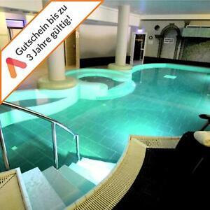 Wellness Wochenende Kyffhäuser Bad Frankenhausen 3 Tage Hotel Gutschein 2 Pers.