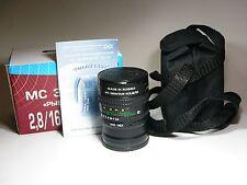 Zenitar 16mm f/2.8 MC Lens For Nikon