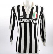 Maglia Match worn JUVENTUS calcio MICHEL PLATINI indossata anno 84/85
