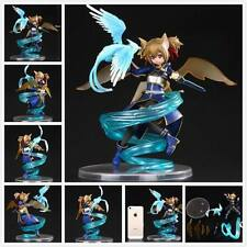 Anime Sword Art Online SAO ALO Shirica Shirika PVC Figure Figurine No Box