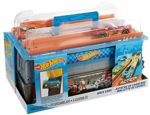 Hot Wheels Action Race Case One Size Blue/orange