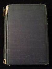 1879 The Historical Poetry of the Ancient Hebrews - Hardcover Vol. 1 Heilprin