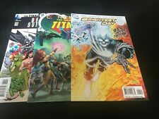 DC 3 Comic Lot First Appearances low price VF/NM