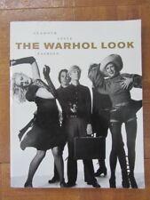 The (ANDY) Warhol Look  FASHION  dallesandro marilyn monroe edie sedgwick nico