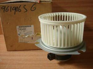 Air Condition Blower fits Daewoo Chevrolet Lanos Nubira Leganza 96190656 Genuine
