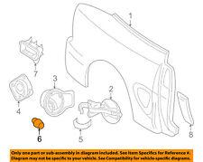 FORD OEM 05-14 Mustang Fender-Fuel Door Gas Cap Hatch Bumper N805186S