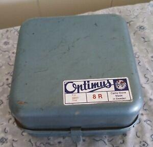 Vintage Optimus 8R Stove backpacking