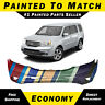 NEW Painted to Match - Front Bumper Cover for 2012 2013 2014 2015 Honda Pilot