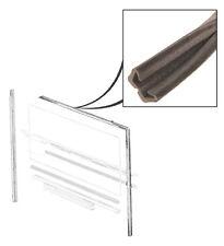 1963-64 FORD GALAXIE AND MERCURY MONTEREY TOP/SIDE DOOR GLASS RUN C3AZ-6221550-A