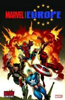 Marvel Europe TPB First Time in North America! - Marvel