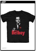 Fools And Horses Del Boy Godfather Stil offizielles T-Shirt schwarz