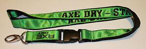Axe Dry Deo Schlüsselband Lanyard NEU (T217)