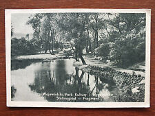 AK Stalingród, Fragment, Wojewódzki Park Kultury i Wypoczynku, gel. 1935