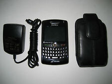 BlackBerry 8830 World Edition - Black (Telus) Smartphone