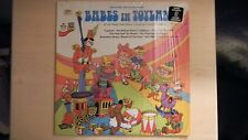 Mr. Pickwick The Story and Songs From BABES IN TOYLAND LP 1977