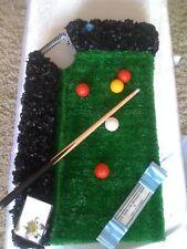 Seda Artificial funeral flor tributos Snooker Golf Barco Coche Guirnalda Floral Imitación
