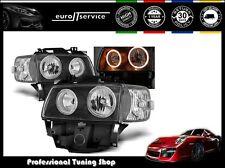 NEUF FEUX AVANT PHARES LPVW28 VW T4 1996-1999 2000 2001 2002 2003 BUS ANGEL EYES