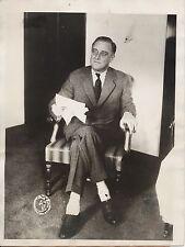 FRANKLIN D. ROOSEVELT 1928