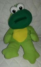 The Cuddle Crew Frog Hand Glove Puppet Toy