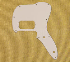 005-4943-000 Genuine Fender Squier 3-Ply White Pickguard For Musicmaster