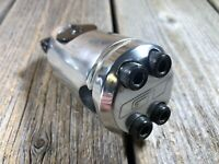 "OLD MID SCHOOL BMX GT PISTON STEM THREADLESS 1-1/8"" USA USED VGC"