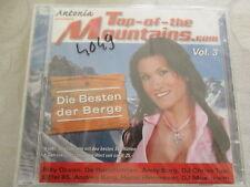 Top Of The Mountains Die Besten der Berge Vol. 3 Antonia, Cordalis - CD NEU OVP