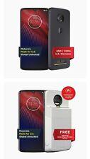 New listing 00004000  Motorola Moto Z4 - 128Gb - Flash Gray (Unlocked)
