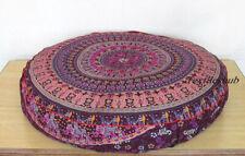 12 Pcs Wholesale Lots Indian Ombre Mandala Floor Cushion Covers Home Decorative