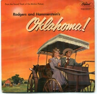 Rodgers And Hammerstein's* ‎– Oklahoma! PART TWO [EAP 2 -595] 7″ 45 RPM
