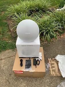 Harman Kardon Onyx Studio 4 Portable Bluetooth Speaker - White
