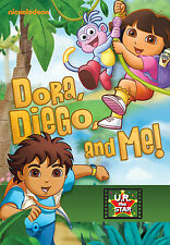 'Dora, Diego & ME' Personalised DVD starring YOU!!!