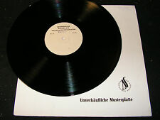 Orchestre parade/rda white label promo LP 1963 Amiga 850008
