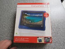 "BRAND NEW GPX EVERYWHERE TV HD OFF AIR TUNER COMPLETE 7"" SCREEN"