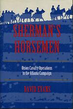 Sherman's Horsemen: Union Cavalry Operations in the Atlanta Campaign-1st Ed./DJ